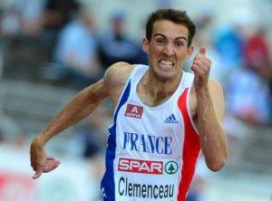 Athlétisme : Clémenceau d'un souffle
