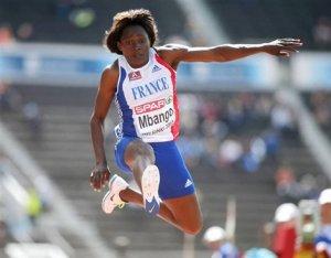 Athlétisme : Mbango ne brille pas