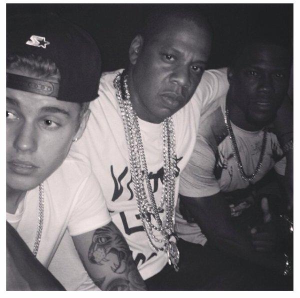 Dernière photo posté sur le Instagram de Justin