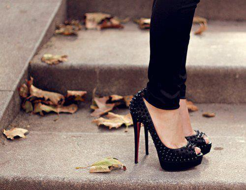 A vos chaussures !