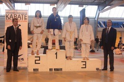 CHAMPIONNAT LIGUE KUMITE P.P.B 2011