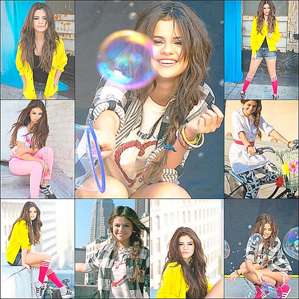 . La talentueuse jeune femme a récemment fait un photoshoot pour Adidas Neo dont elle est l'ambassadrice..