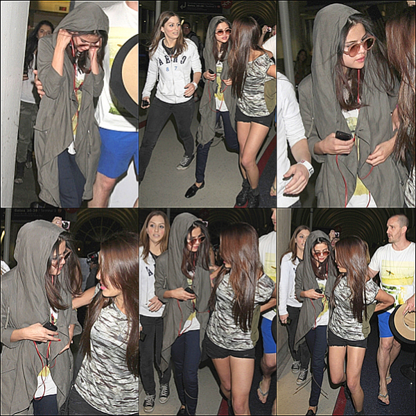 .  June 2013 : Comme prévu, Selena sera bien en couverture du magazine In Style. Scans + vidéos disponibles. 10/05/13 : La promotion de Come & Get it  s'est déroulée à Boston grâce aux interviews donnés aux radios Kiss 108.5 FM et Fun 107 FM. 11/05/13 : Selena s'est dirigée à Miami afin d'assister à « Stars Dance Listening Party ». Le même jour, elle se détendait au bord de la piscine de son hôtet. Enfin, elle a pris l'avion pour Los Angeles.  .