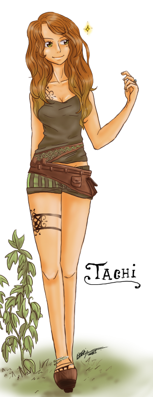 New design pour Tachi !