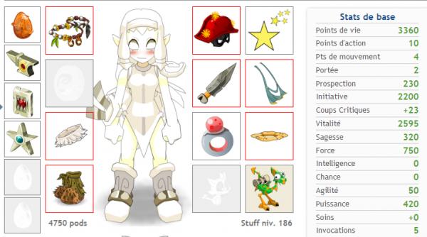 Nouveau personnage dans la team !