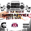 SUMMER PARTY MIX 2015 VOLUME 4 D