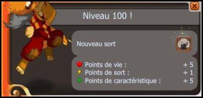 Level 100 de mes mules. [<3]