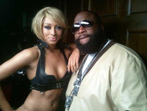 The Way You Love Me ft. Rick Ross