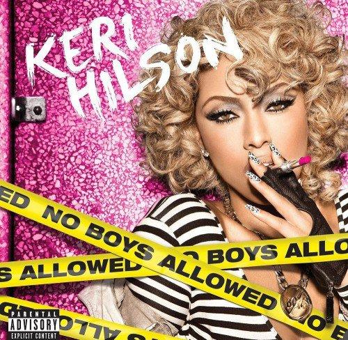'No Boys Allowed'   le second album de la Jolie keri