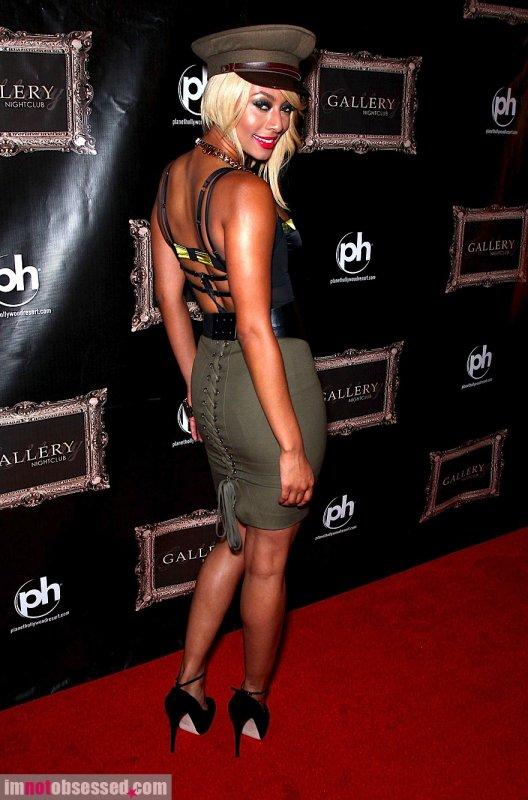 Kery Hilson le 9 juillet 2011