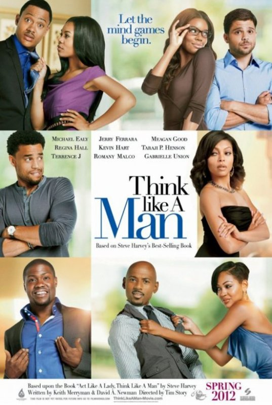 THINK LIKE A MAN avec Chris brown est miss Keri au cinéma