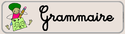 Grammaire _ Comment accorder ? n°4
