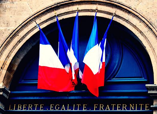 Les principaux symboles de la République française