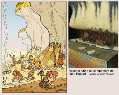 La Préhistoire _ Cro-Magnon, chapitre 1