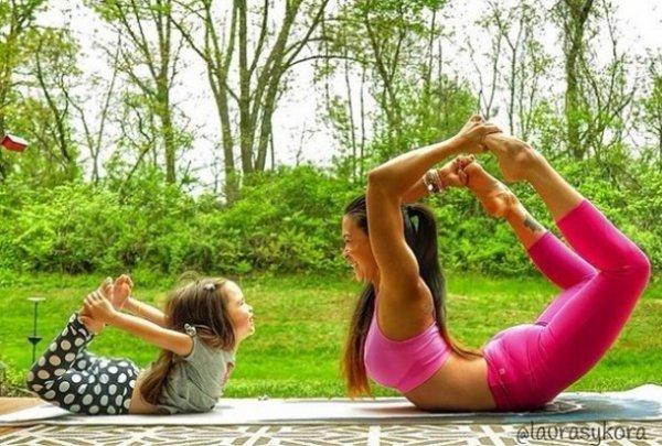 activités physiques _ 1 à 5 ans