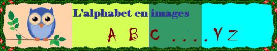Voyage au pays des lettres de l'alphabet (E à I)
