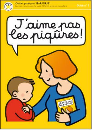 La vaccination expliquée aux enfants