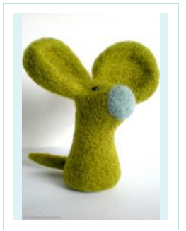 Comptine : Une souris Verte