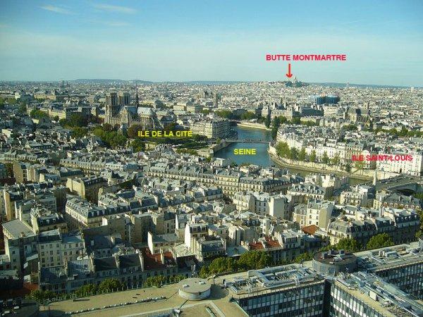 Cours de Géographie _ Paris