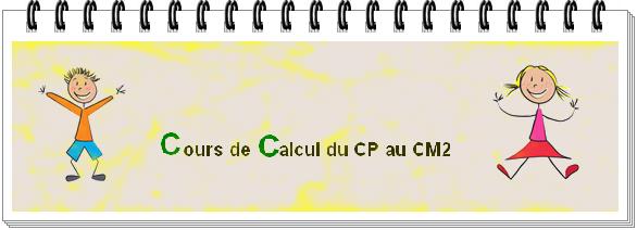 Cours de Calcul _ Les divisions