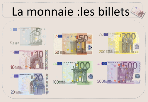 La monnaie ¤uro