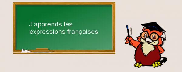 Les expressions françaises décortiquées