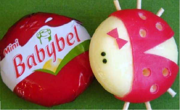 Coccinelle Babybel