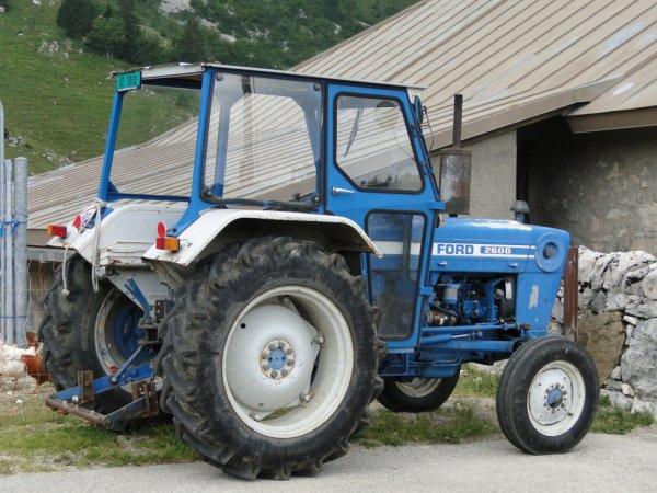 ford 2600 en suisse