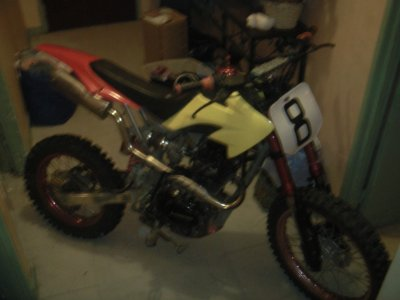 ma cross 250cc