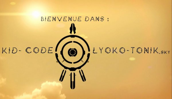 Bienvenue à Kid-codelyoko-Tonik.Sky