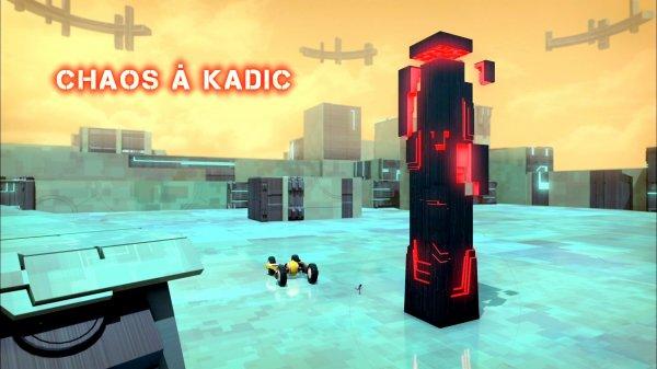 Chaos à Kadic