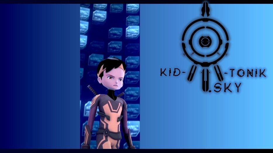 Kid-codelyoko-Tonik.Sky Est De Retour