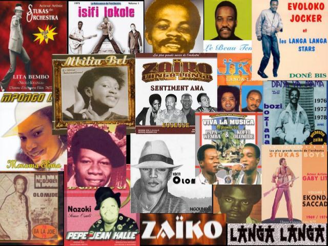 "kinshasa kiesse: Le Tresor Africain ""Ya Biso Kaka"""
