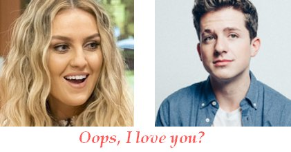 Oops, I love you?