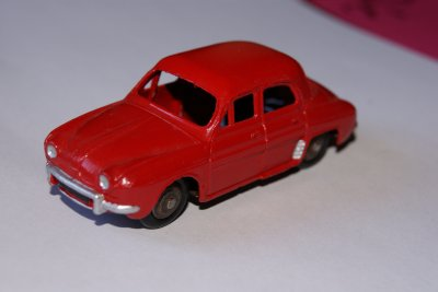 dauphine dinky toys