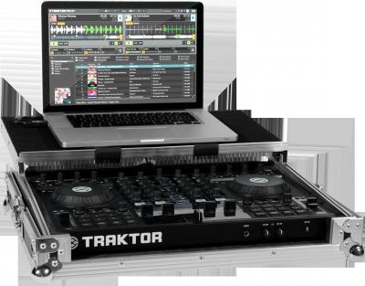 TRAKTOR KONTROL S4 (Mon jouet)