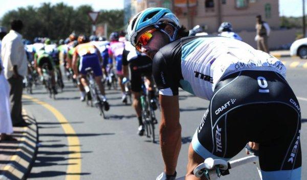 Interview Fabian Cancellara avant la reprise des course :