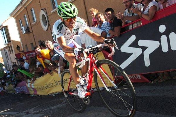 Vuelta a Espana 2011 /8 : San Purito et ces cigare royal