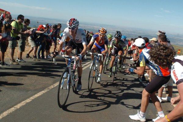 Vuelta a espana 2011 /9 : Mais que c'est-il passé ?