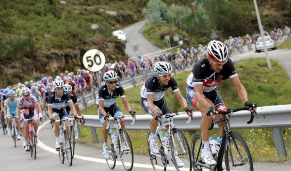 Vuelta a España 2011 / 12, 13, 14 : Spécial Cancellara