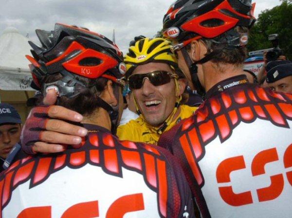 Historique : Juillet 2007 : Cancellara, l'express jaune.