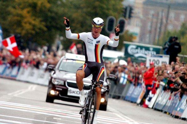 Championnat du monde contre la montre 2011 : Martin, et le renouveau du cyclisme allemand