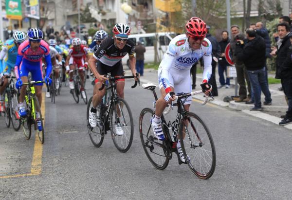 Tirreno-Adriatico 2012 : 4eme étape : le Mur de Chieti change de Vainqueur