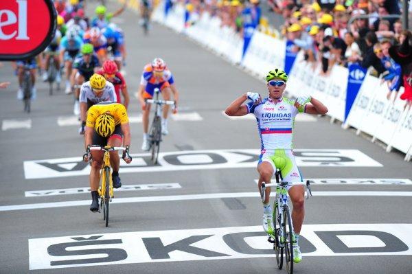 Tour de France 2012 : 1er étape : Peter, un grand pouvoir implique de grande responsabilité