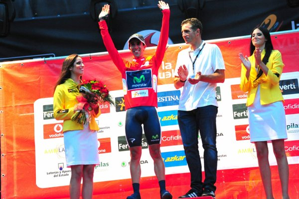 Tour d'Espagne 2012 / 1er étape, Pamplelune-Pamplelune, 16,5km, Chrono par équipe plats :