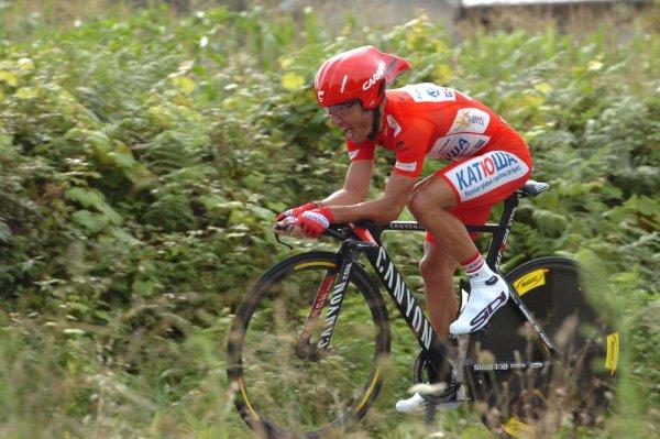 Tour D'Espagne 2012 / Etape 11, Contre la montres individuel.