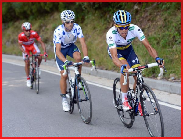Tour d'Espagne 2012 / 14eme, 15eme, 16eme étape : Triptyques Asturien