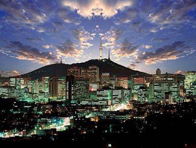 Séoul Corée