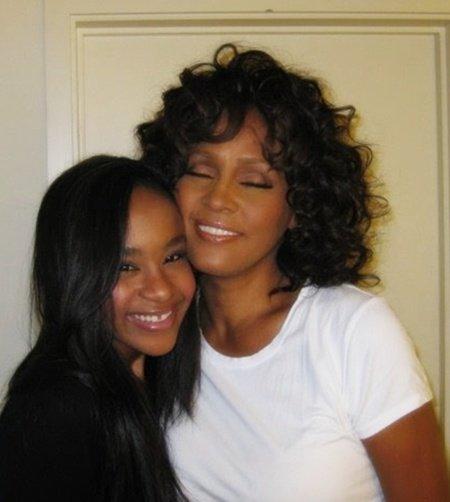 La fille de Whitney Houston s'est éteinte...paix à son âme
