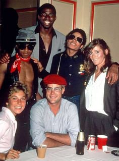 Michael & Tatum (en bas à gauche)